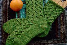 Sukkia / Niin paljon sukkia, niin vähän aikaa...