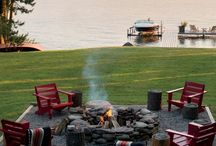 The Backyard / Enjoy your outdoor living by grilling, playing, and swimming without worrying about insects interfering.