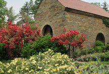 Franciscan Monastery / An oasis of peace in the heart of Washington, D.C.  Open year-round, free of charge.  And don't miss the grotto!