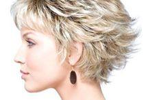 krótkie włosy - fryzurki