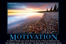 Motivation comes from within / by Stefanie Haymon