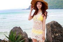 Moda Praia / Roupas femininas para praia