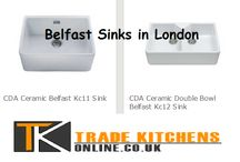 Belfast Sinks in London / Prior to investing in the Belfast sinks, the singular aspect which you need to take into account is the space. To maximize the amount of space, what you are supposed to do is perform a fair degree of research.
