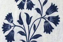 Textiles Patterns & Prints