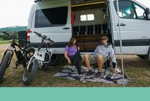 --- Van Life --- / Get ready to hit the road with van life tips, hacks, interior DIYs and more.