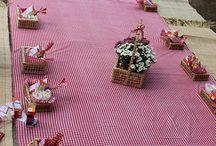 Festas de piquenique