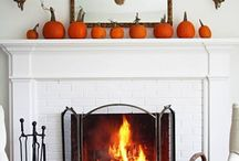 Fall Home Decor / Leaves, twigs, cloves... lots of autumn touches for your craft list!