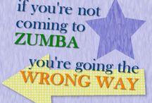 Zumba! / by Jammie Shedden