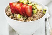 Clean breakfasts