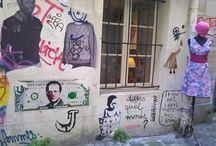 Arte per tutti: la street art a Parigi