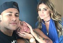 Neymar i Rafaella