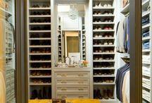 Closets & Dressing Rooms.