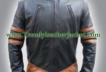 TRENDY LEATHER JACKETS FOR MEN / Trendy Leather is an online retailer providing the highest quality replica leather jackets available online! We have all styles of leather jackets,