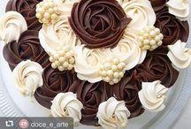 Čokoladove a ovocne torty