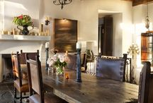 Texas Style / The rustic look is in! Check out these Texas-inspired decor ideas!