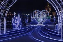 Новогодняя Москва / Фотографии новогодней Москвы
