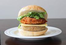 PicNic: Burgers / All kinds of burgers!