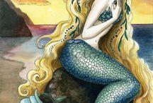 Ruby's Mermaids