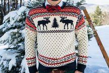 ---CHRISTMAS SWEATERS---