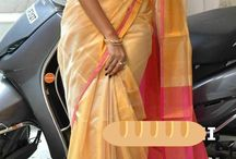 Laksmi gold with saree