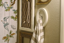 bathroom ideas / by Abigail Bulaski