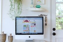 work spaces / by Alli Parlin