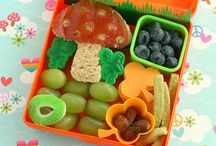 Children's Lunches / Children's lunch and snack ideas