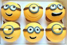Cupcake en taarten