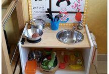 Fabriquer une cuisinière pour enfant