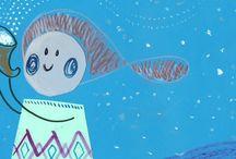 Progetti con Martin Cambriglia / Parlafiabe Progetto di Simone De Pasquale e Valeria Squillante Martin Cambriglia, illustrazioni Simone De Pasquale, voce recitante Valeria Squillante, montaggio e project management  Il logo di Parlafiabe è dell'illustratore Martin Cambriglia