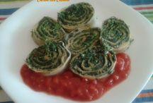 Nuove ricettine mie / Dolci e salati- 2015