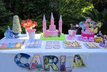 festa bambina party ideas