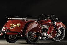Trice motorsykkel