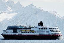 Our Ships / All about Hurtigruten's fleet!