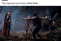 Are you mad? Possibly. / marvel