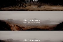 Nordic myths