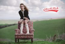 For every season / £59.99 Free P&P buy now www.rockfishwellies.com Ladies wellies