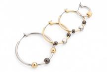 JewelMint Geo Punk Earrings