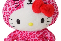Hello kitty / Everything hello kitty / by Melanie Jane Procter