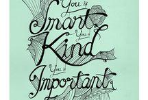 Great quotes / by Amelia Hallgren