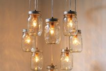 Mason Jar ideas / by Kristin Clark