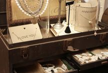 Jewelry Display and Storage / by Susan Bertrand