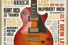 Musik ist Leidenschaft,inspirierent,entspannend, usw...