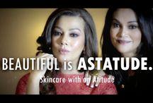 Astatude / Skincare with an attitude. Astaxanthin based.