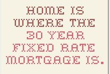 Mortgage/Home Humor