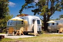 Vacation trailers