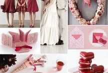Valentines wedding