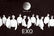 exo comeback 2014 & 2015