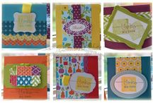 3x3 cards / by Janet Bagnall