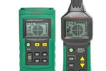tools detektory pomiary